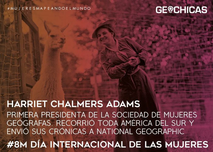 8M-Geochicas_Harriet-Chalmers-Adams